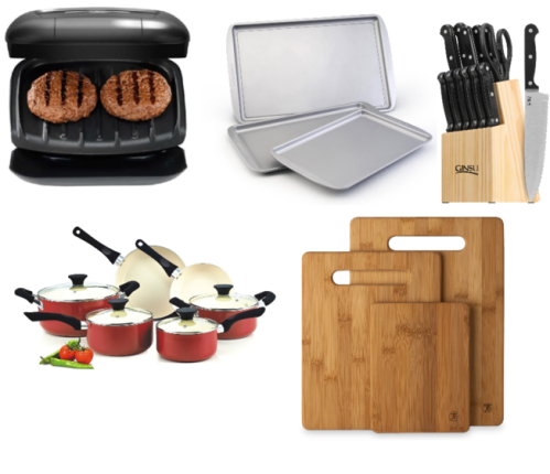 Cookware Collage